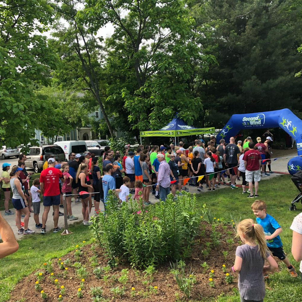 Holliston 5K Trail Run